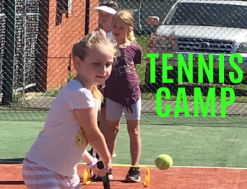 Tennis Camp January